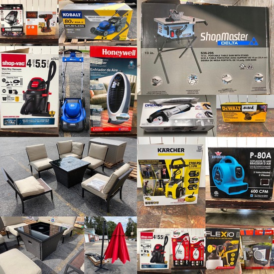 Lowe's Home Store Products - Timed Auction Omaha