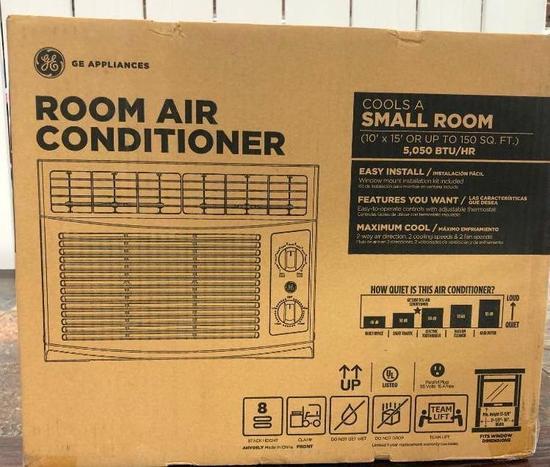 GE Room Air Conditioner, 5,050 BTU/hr, Model: AHV05LY