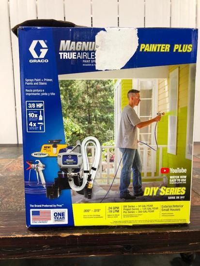 Graco Magnum Project Painter Plus True Airless 3/8 HP