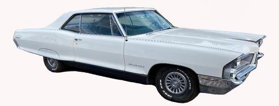 1965 Pontiac Grand Prix - VG Running Condition, Original Paint, 102,000 Miles