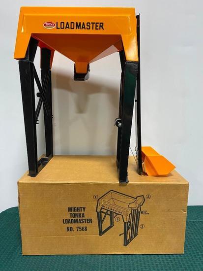Mighty Tonka Loadmaster No. 7568 Toy, w/ Original Box