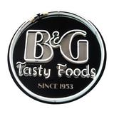 Original B & G Tasty Foods Neon Sign from an Omaha Legend, One of a Kind Neon Sign