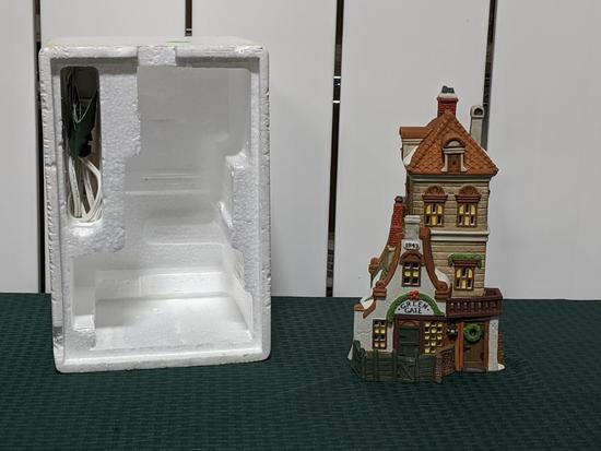 Dickens Village Series-Department 56 -Green Gate Cottage (The Heritage Village Collection