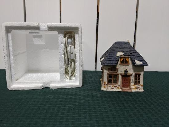 Dickens Village Series-Department 56 -Shops of Dickens Village (The Heritage Village Collection