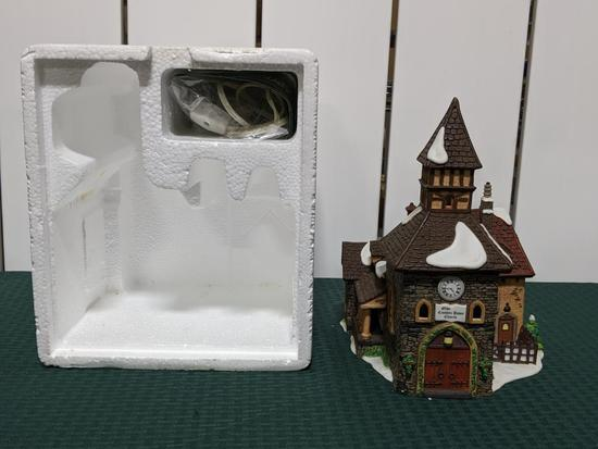 Dickens Village Series-Department 56 -The Olde Camden Town Church (The Heritage Village Collection