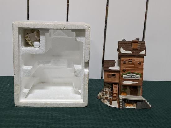 Dickens Village Series-Department 56 -Great Denton Mill (The Heritage Village Collection