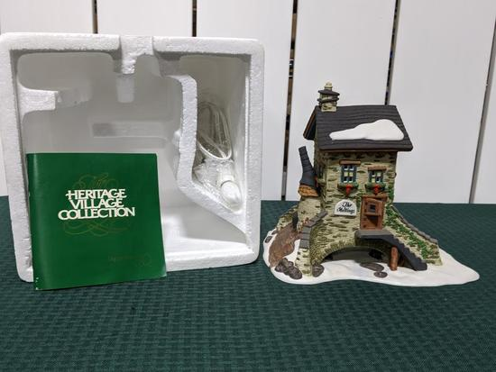 Dickens Village Series-Department 56 -The Maltings (The Heritage Village Collection