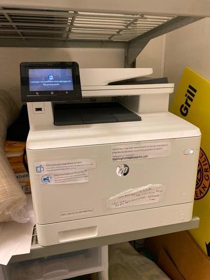 HP Color LasterJet Pro MFP M477fnw Printer