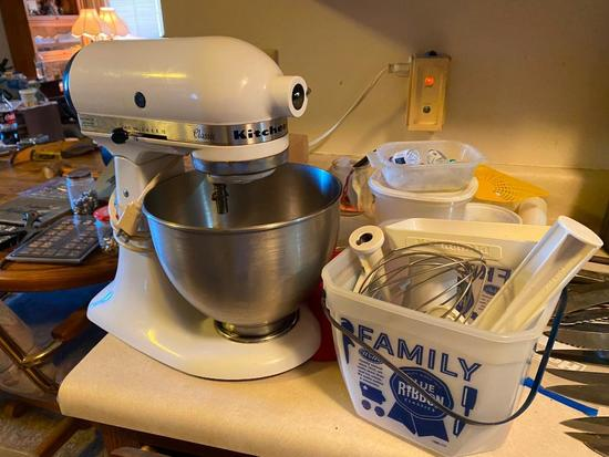 300w Kitchenaid Mixer