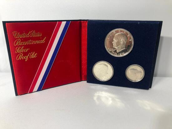United States Bicenntial Silver Proof Set