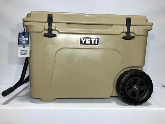YETI Tundra Haul Olive - New In Box, MSRP: $399.99