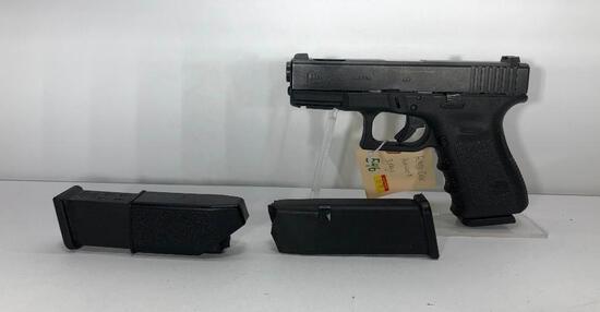"""Glock G23C 40 S&W 4"""" Ported Barrel 13 Round Mag w/ Factory Case, Paperwork & 3 Magazines SN: LKK316"""