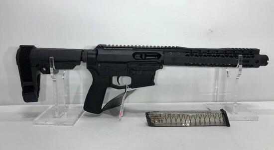 "Black Rain Ordnance Ion 9 SI 9mm 8 3/4"" Bbl Uses Glock Mags fallout-CQB SN: CQ000322"