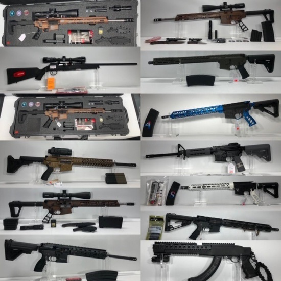 Tactical Solutions Gear Firearms Auction Two