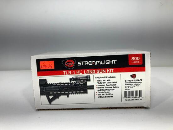 Streamlight TLR-1HL Long Gun Kit 800 Lumens MSRP: $199.99