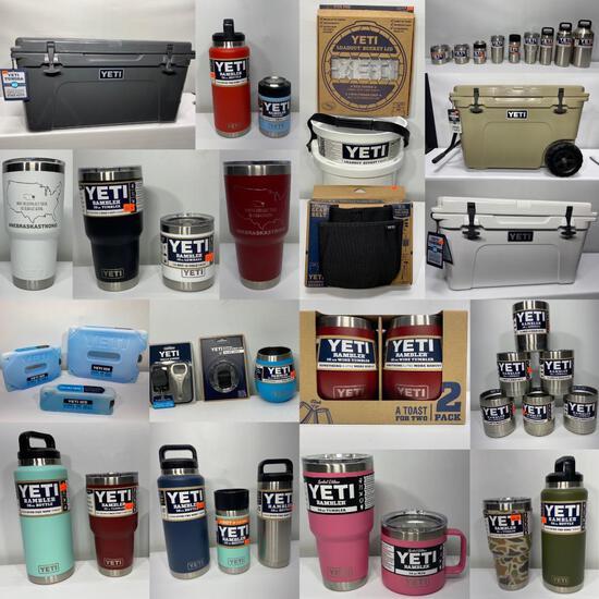 Yeti Low Buyers Premium Customer Appreciation