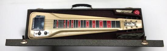 Duesenberg Alamo Lapsteel Guitar