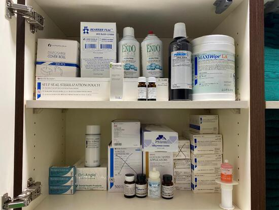 Large assortment of dental products open stock see below