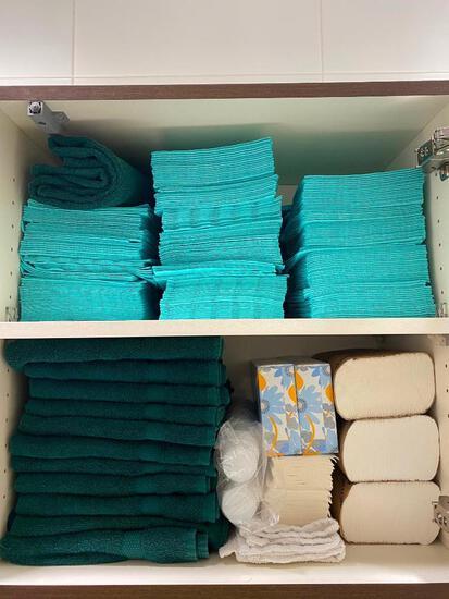 Towels, Paper Towels, Rinse Cups, Dental Bibs, Kleenex