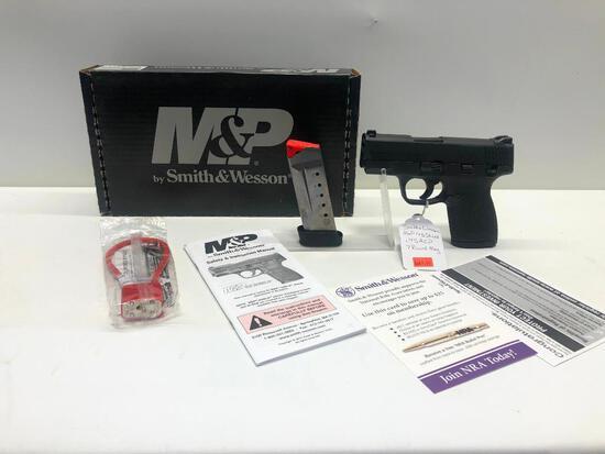 Smith & Wesson M&P 45 Shield .45 Auto Pistol, SN: HDM7574