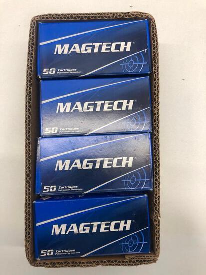 Magtech .40 S & W (180gr) FMJ-FLAT (40B)