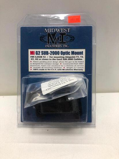 MI G2 Sub-2000 Optic Mount