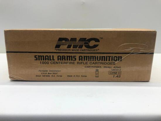223 A Remington 55 GRs.