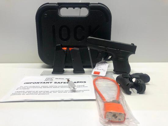 Glock G26 Gen 5 FXD 9mm 10 Round Mag w/ Factory Case & 3 Magazines SN: ADGY713