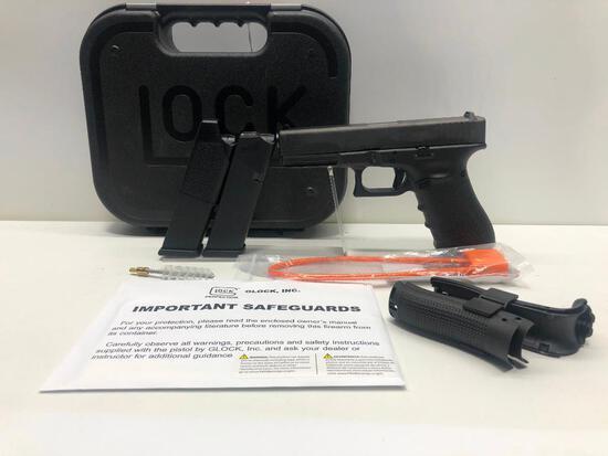 Glock G22 Gen 4 FXD .40 w/ Factory Case & 3 Magazines SN: BHPD217