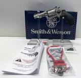 Smith & Wesson Model: 317-3 .22LR Air-Lite 3in Barrel, 8 Shot Revolver