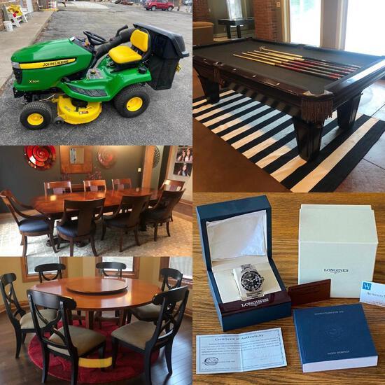 Bennington, NE Executive Relocation Timed Auction