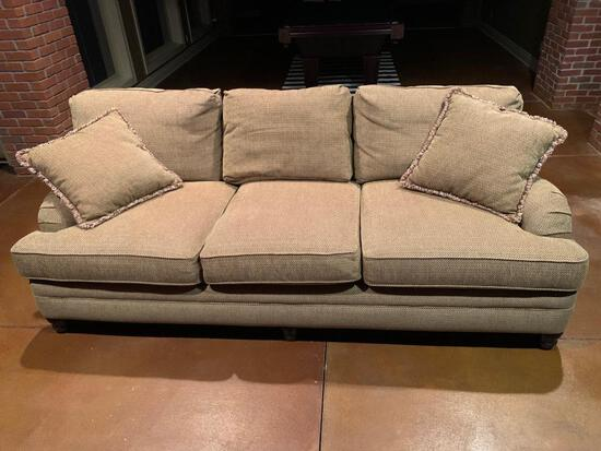 Barnhardt Sofa, Like New, Purchased New from NFM MSRP: $1,500 - Very Clean & Comfortable
