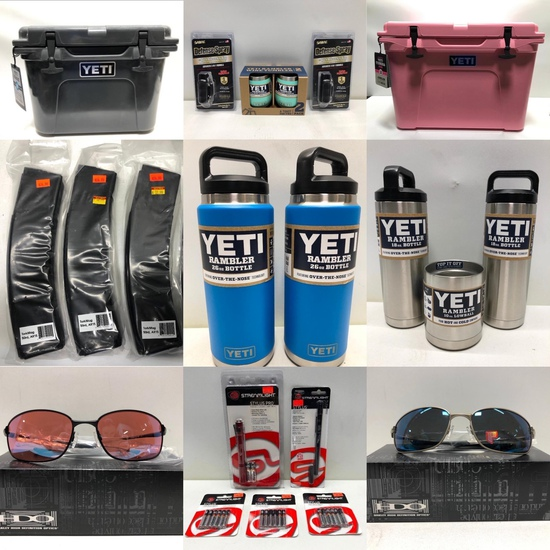 New Yeti Products/Tactical Gear Omaha April 19th