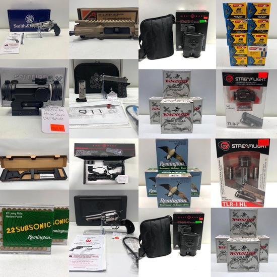 TSG Guns, Optics, Builder Kits, Ammo June 14 Omaha