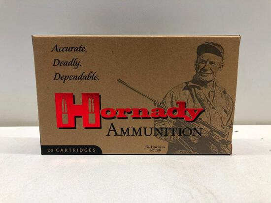 Hornady 338 250 Grain Ammo MSRP $85.99 - 20 Rounds