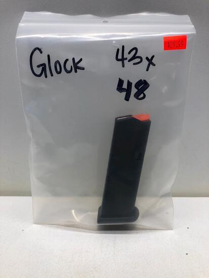 Glock 43X48 Magazine