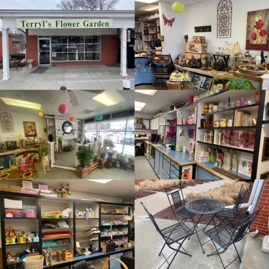 Terryl's Flower Garden - Floral/Gift Shop Omaha