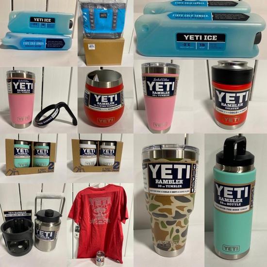 May 17th New Yeti Coolers & Drinkware - Omaha, NE