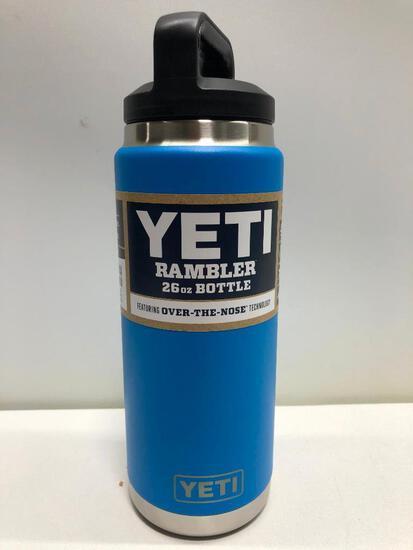 Yeti Reef Blue 26 oz Bottle