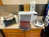 Microwave & Toaster Oven, Counter Top Grills, Misc.