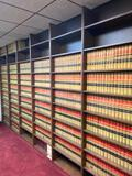 Entire Law Library in Library c. 1879 to c. 2003, Over 1000 Volumes, North Wesetern Reporter, ALR,