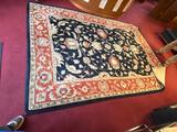 Area Rug, 130in x 94in Kaleen Made in India