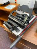 Paper Cutter, 3-Hole Punches, Staplers, Misc. Small Office Supplies