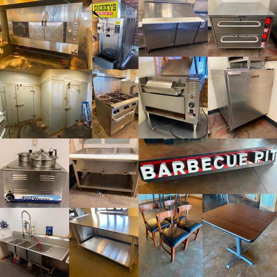 Dickey's BBQ Council Bluffs, IA Timed Auction