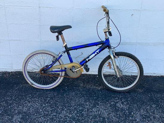 Boys Dirt Bike, NEXT