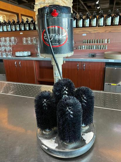 Bar Maid Model A-200 Glass Washer