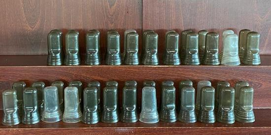48 Rubber Bottle Top Preservers