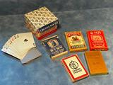 Vintage and Modern Playing Cards, 808 Biycle Panguingue Cards, Other Decks