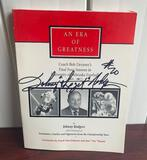 An Era of Greatness Signed by Johnny the Jet Rodgers, Nebraska Football