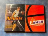 DVD's - Steve Nash Instructional Basketball DVD's